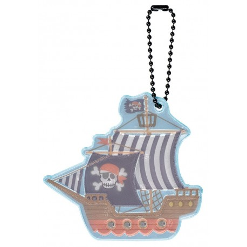 Glimmi Piratenschiff - Mini-Reflektor