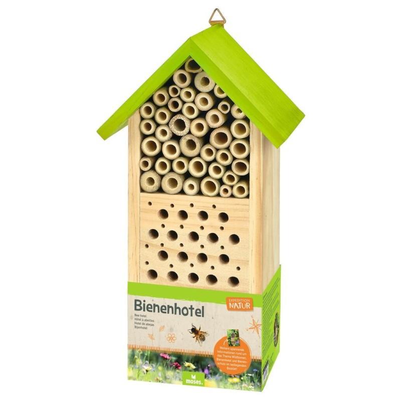 Expedition Natur Bienenhotel vom moses. Verlag