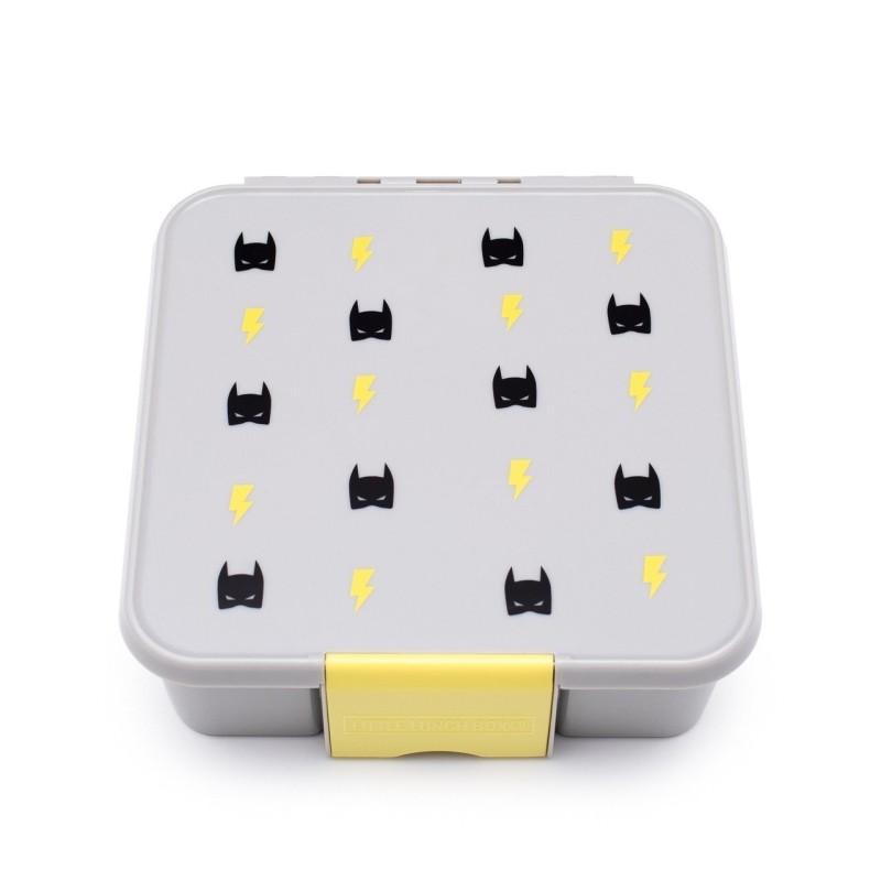 Little Lunch Box Co Znünibox Bento Five - Superheld Batman