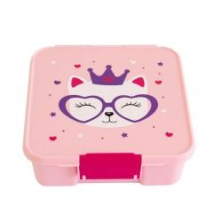 Little Lunch Box Co Znünibox Bento Five - Kitty Katze