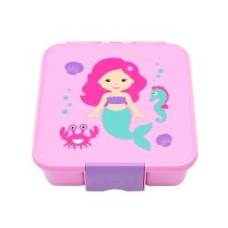 Little Lunch Box Co Znünibox Bento Three - Meerjungfrau