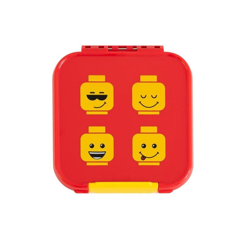 Little Lunch Box Co Znünibox Bento Mini - Gesichter