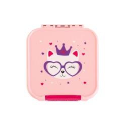 Little Lunch Box Co Znünibox Bento Mini - Kitty Katze