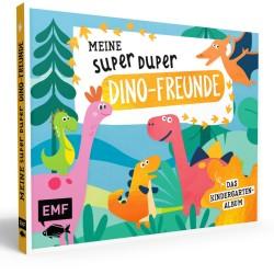 Meine Super Duper Dino-Freunde - Das Kindergartenalbum Freundebuch