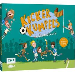 Kickerkumpels - Das Fussball Freundebuch