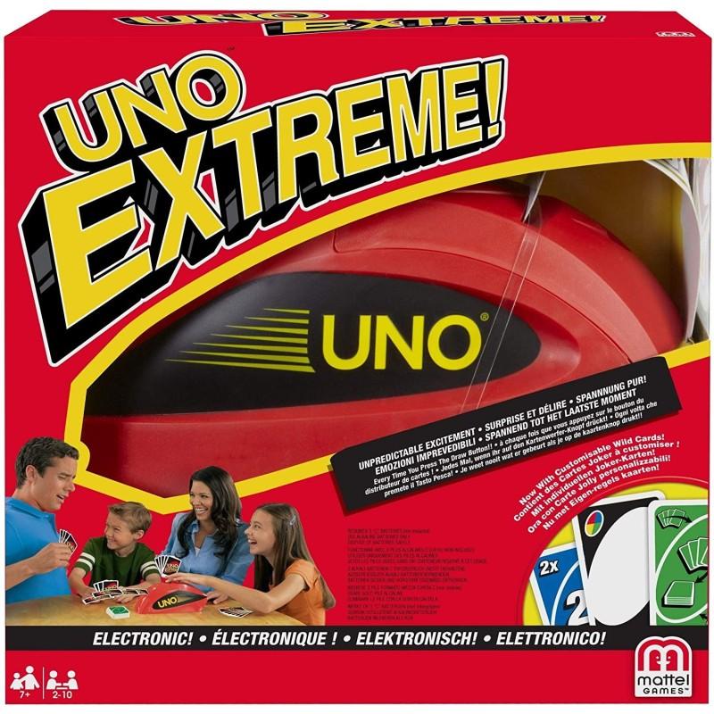 UNO Extreme -Die extreme Version des Klassikers