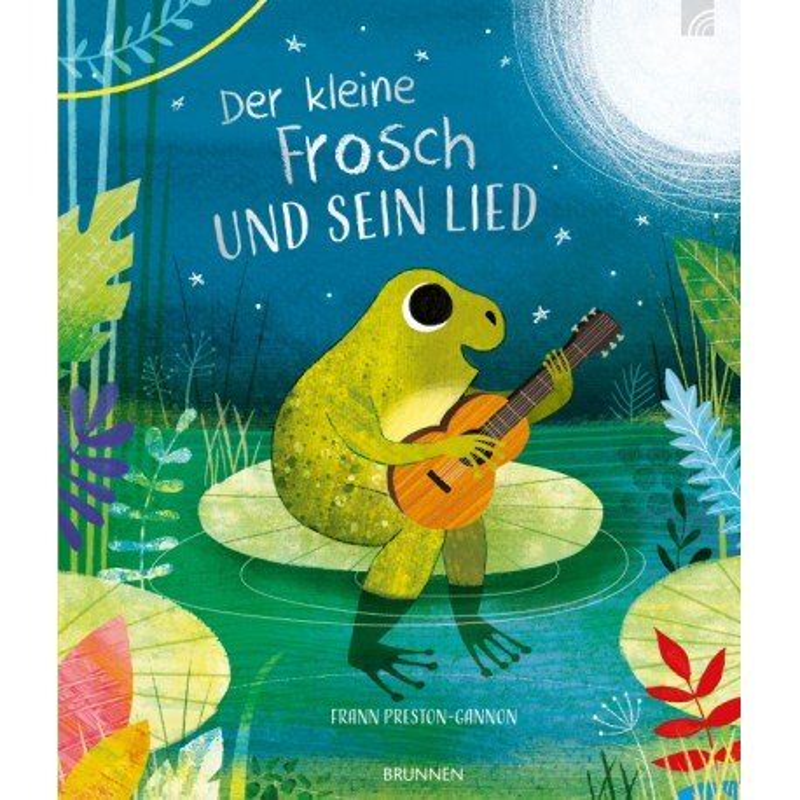 Der kleine Frosch und sein Lied