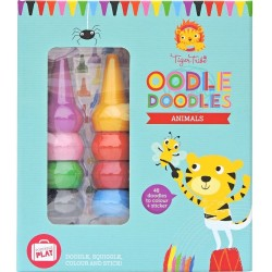Oodle Doodle Set Tiere von Tiger Tribe