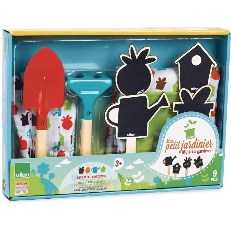 Mein Garten Set für Kinder von Vilac