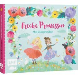 Freche Prinzessin - Mein Kindergartenalbum Freundebuch