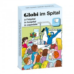 Globi im Spital Kartenspiel Quartett