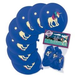 Ballons Einhorn Lunabelle aus dem Lutz Mauder Verlag