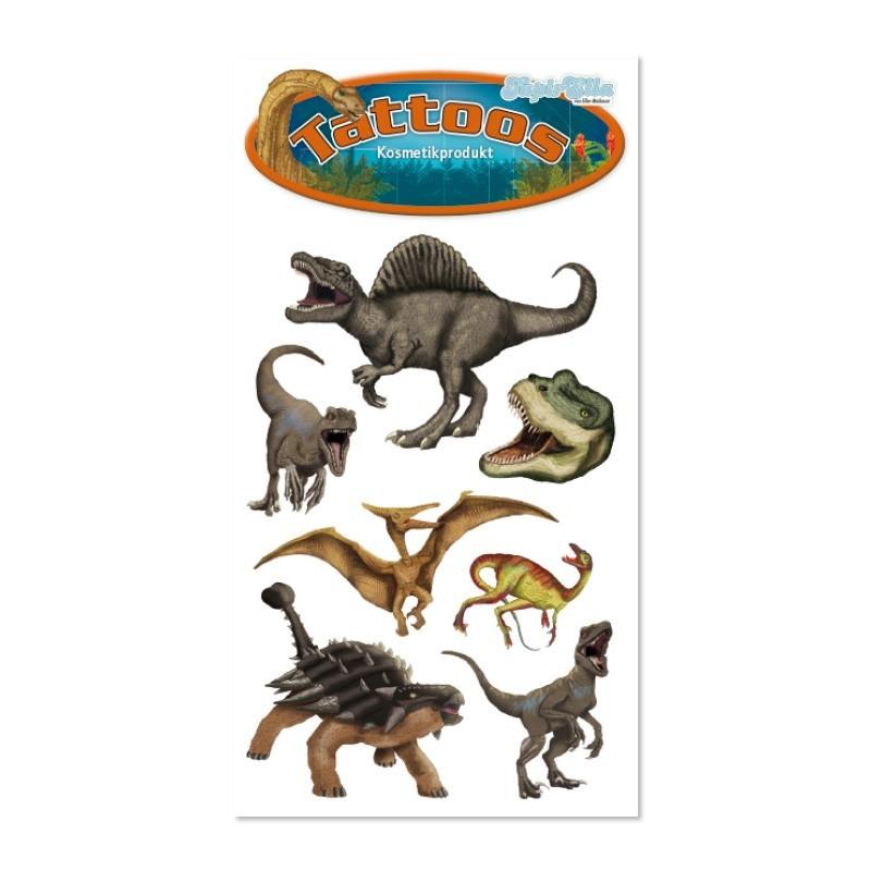 Tattoos Dinosaurier 2 TapirElla von Lutz Mauder