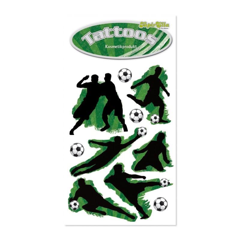 Tattoos Fussball TapirElla von Lutz Mauder