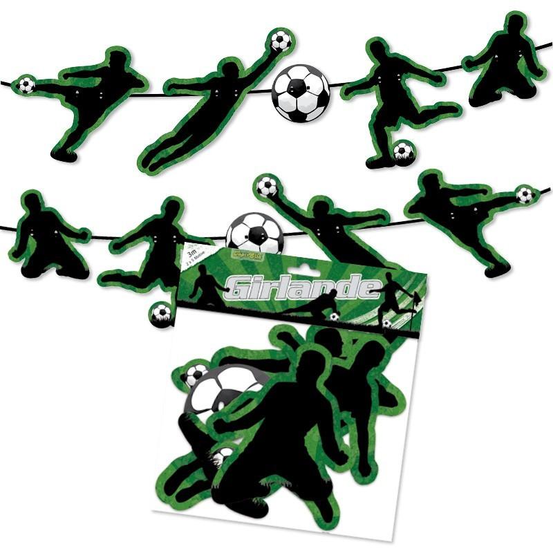 Girlande TapirElla Fussball aus dem Lutz Mauder Verlag