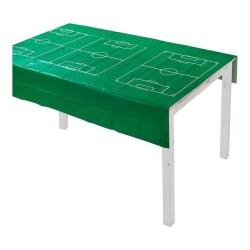 Party Fussball Spielfeld Tischdecke von Talking Tables