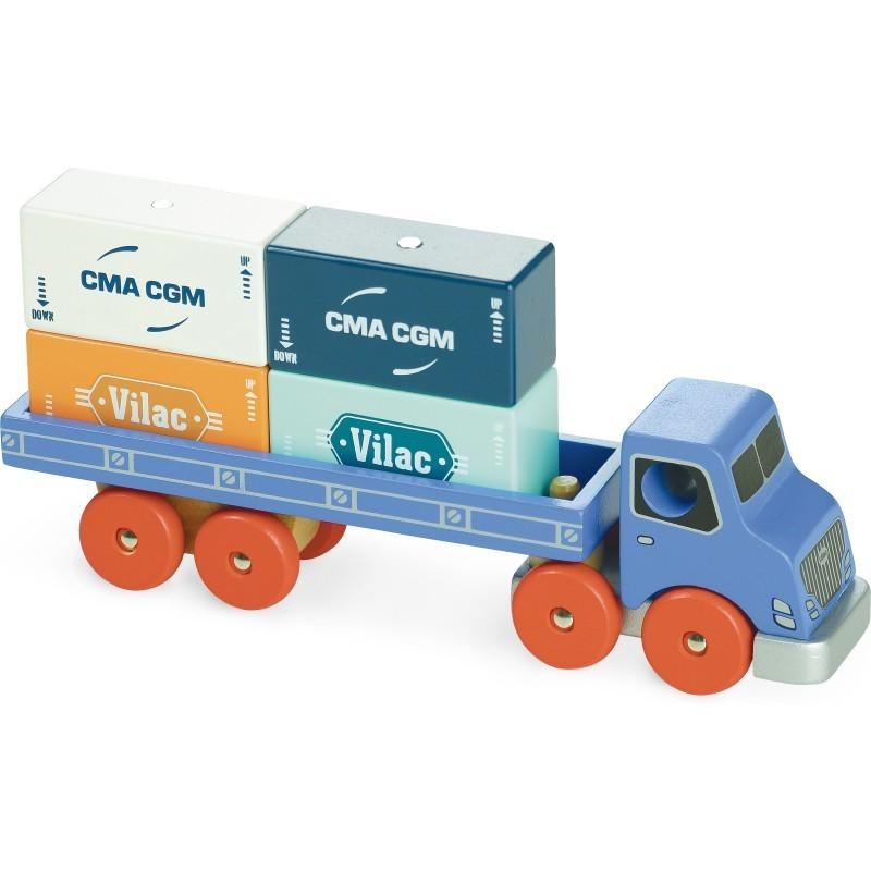 Container Lastwagen von Vilac