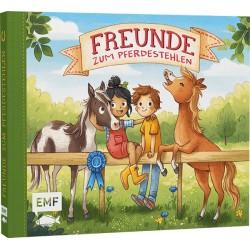 Freunde zum Pferdestehlen - Das Freundebuch