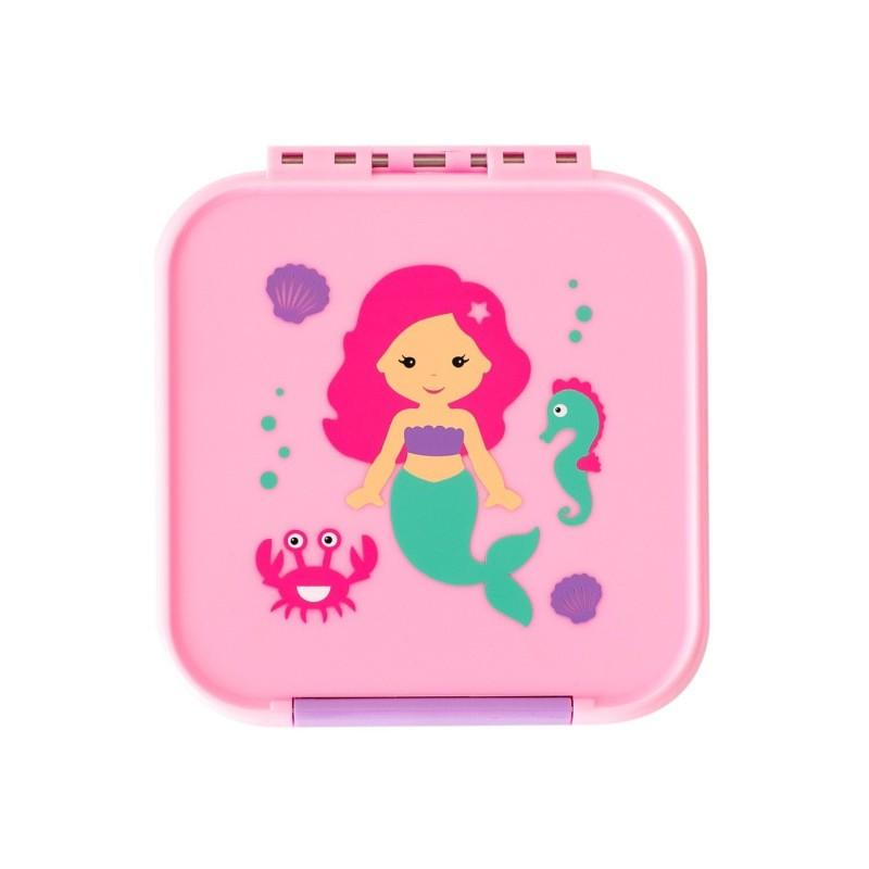 Little Lunch Box Co Znünibox Bento Two - Meerjungfrau