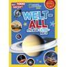 Weltall Sticker Rätsel Buch mit über 1000 Stickern