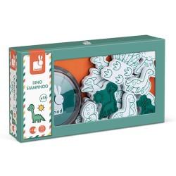Stempel-Set Dinosaurier von Janod