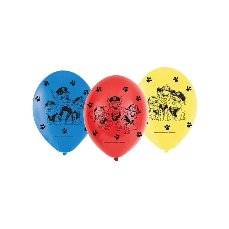 Ballons PAW Patrol von Amscan