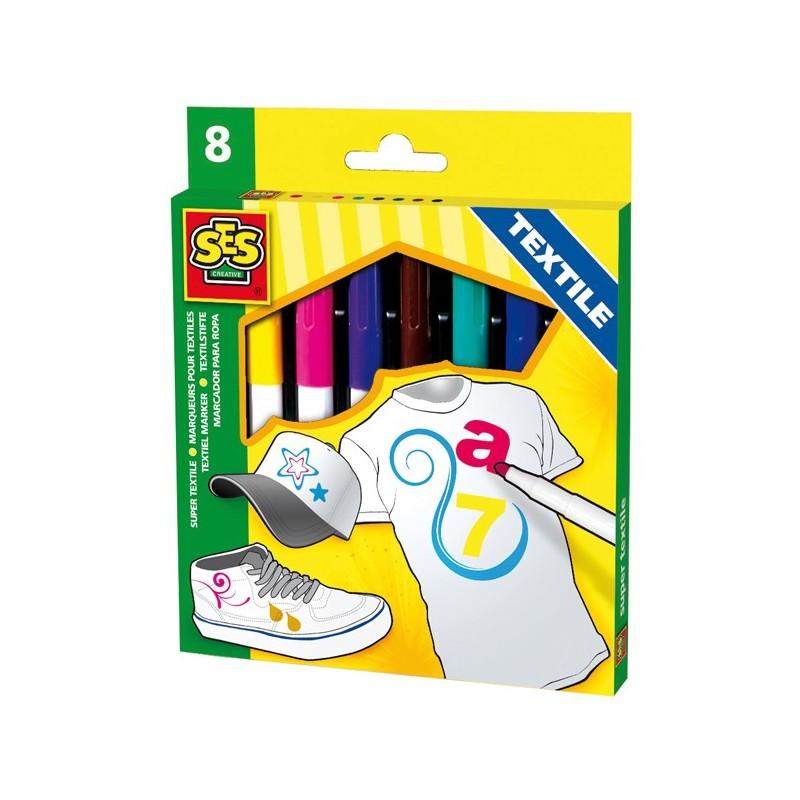 Textilstifte von SES creative