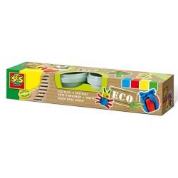 Eco Knete in 4 Farben von SES creative