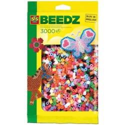 3000 Beedz Bügelperlen von SES creative