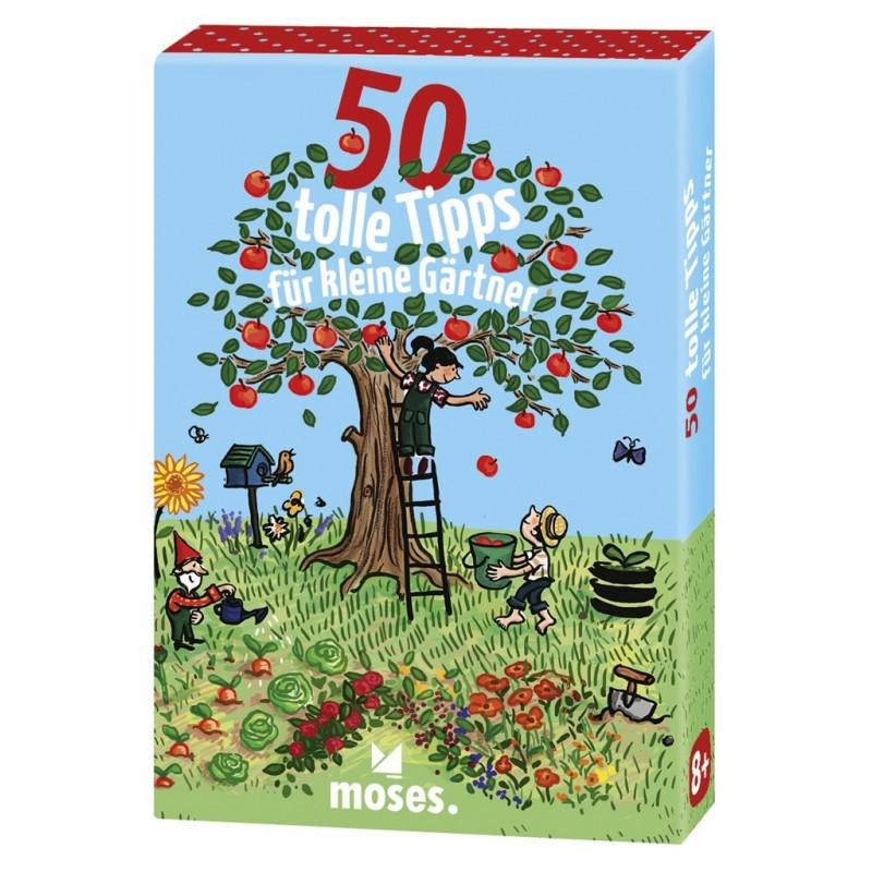 50 tolle Tipps für kleine Gärtner