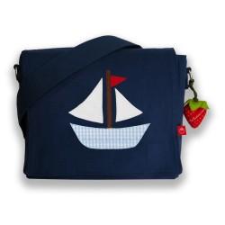 Kindergartentasche Boot von la fraise rouge