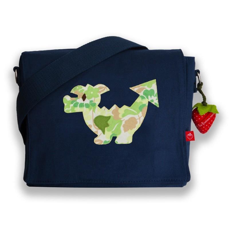 Kindergartentasche Drache von la fraise rouge