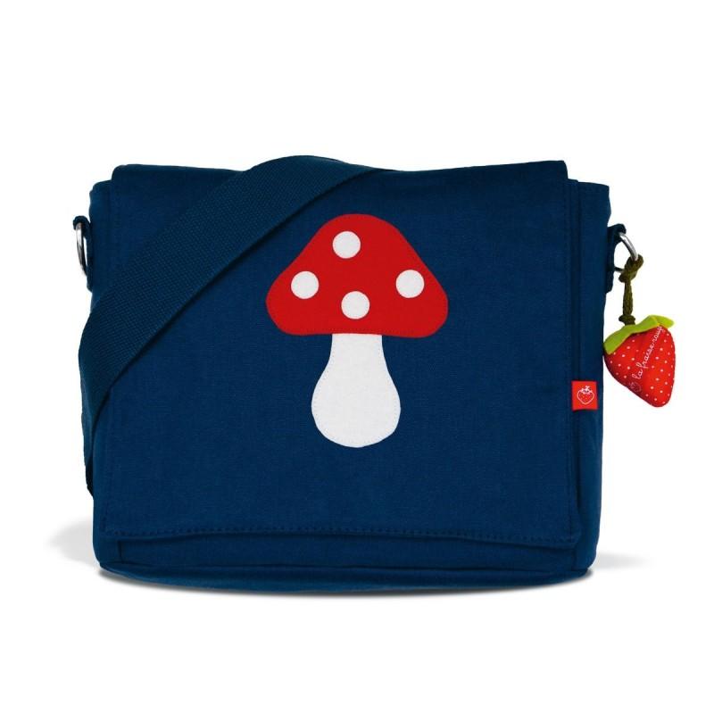 Kindergartentasche Glückspilz von la fraise rouge