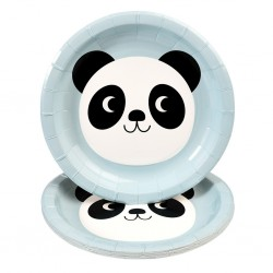 Pappteller Miko the Panda von Rex London
