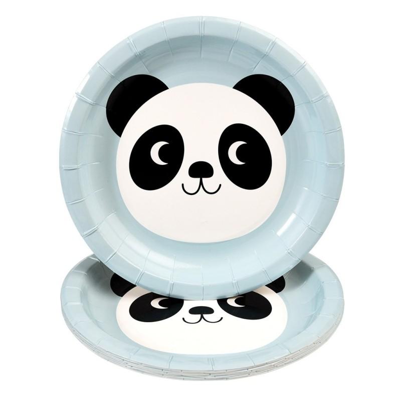 Pappteller Miko the Panda von Rex London
