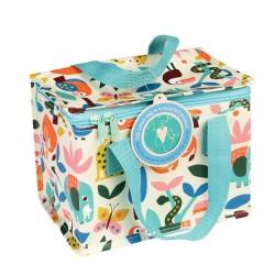 Isolierte Lunch Bag Tasche Wild Wonders von Rex London