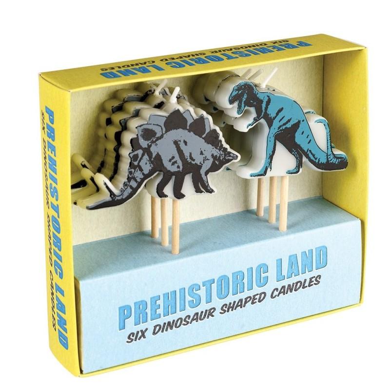 Kerzen Dinosaurier Prehistoric Land von Rex London