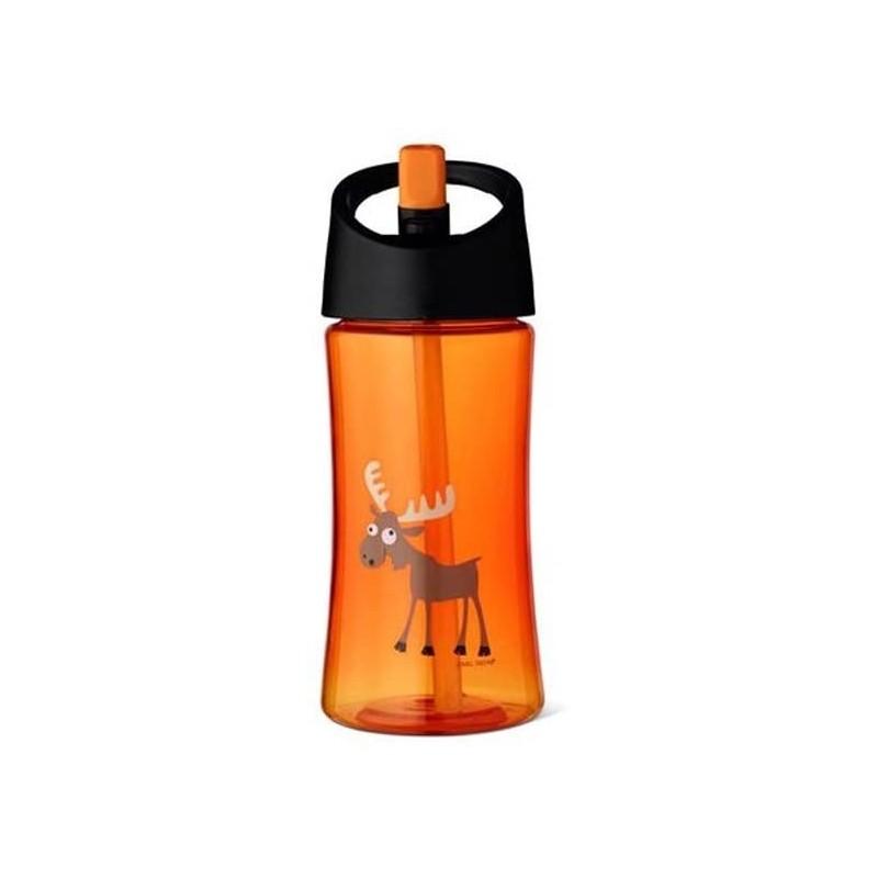 Trinkflasche Elch von Carl Oscar