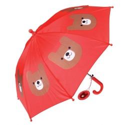Kinderregenschirm Bruno der Bär von Rex London