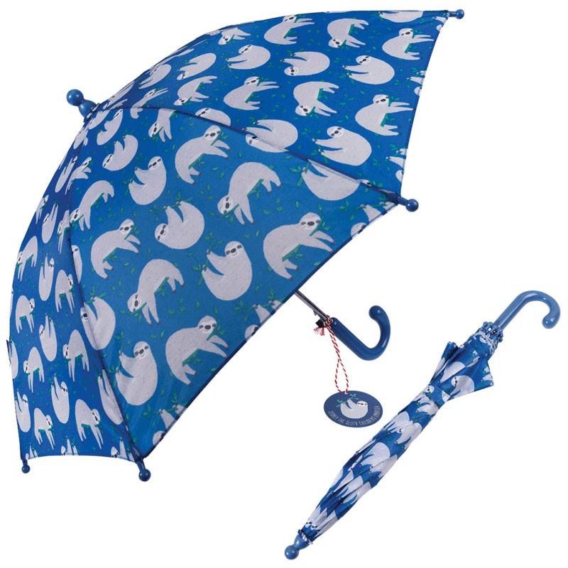 Kinderregenschirm Sydney das Faultier von Rex London