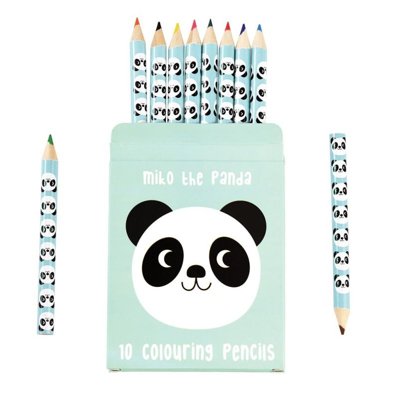Buntstifte Miko the Panda von Rex London