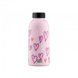 Thermosflasche Mama Wata Hearts von 24Bottles