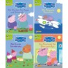 Peppa Pig - Peppa Wutz 13-16 - 4 Mini-Bücher