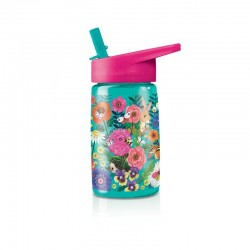 Trinkflasche Eco Kids Secret Garden aus Tritan von Crocodile Creek