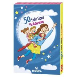 50 tolle Tipps für Babysitter