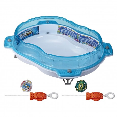 Beyblade Burst Rise Hypersphere Vertical Drop Arena Battle Set