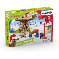 Adventskalender Farm World von Schleich