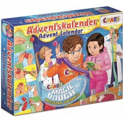 Adventskalender Magic Dough Intelligente Zauberknete von Craze