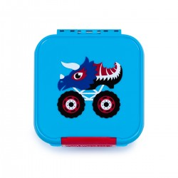 Little Lunch Box Co Znünibox Bento Two - Monster Truck
