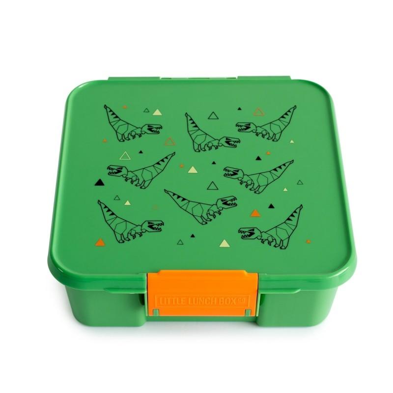 Little Lunch Box Co Znünibox Bento Five - T-Rex